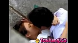 Viral Scandal Of Pinoy Students Fucking in Public-Tokhang